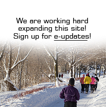 Sign up for e-updates!